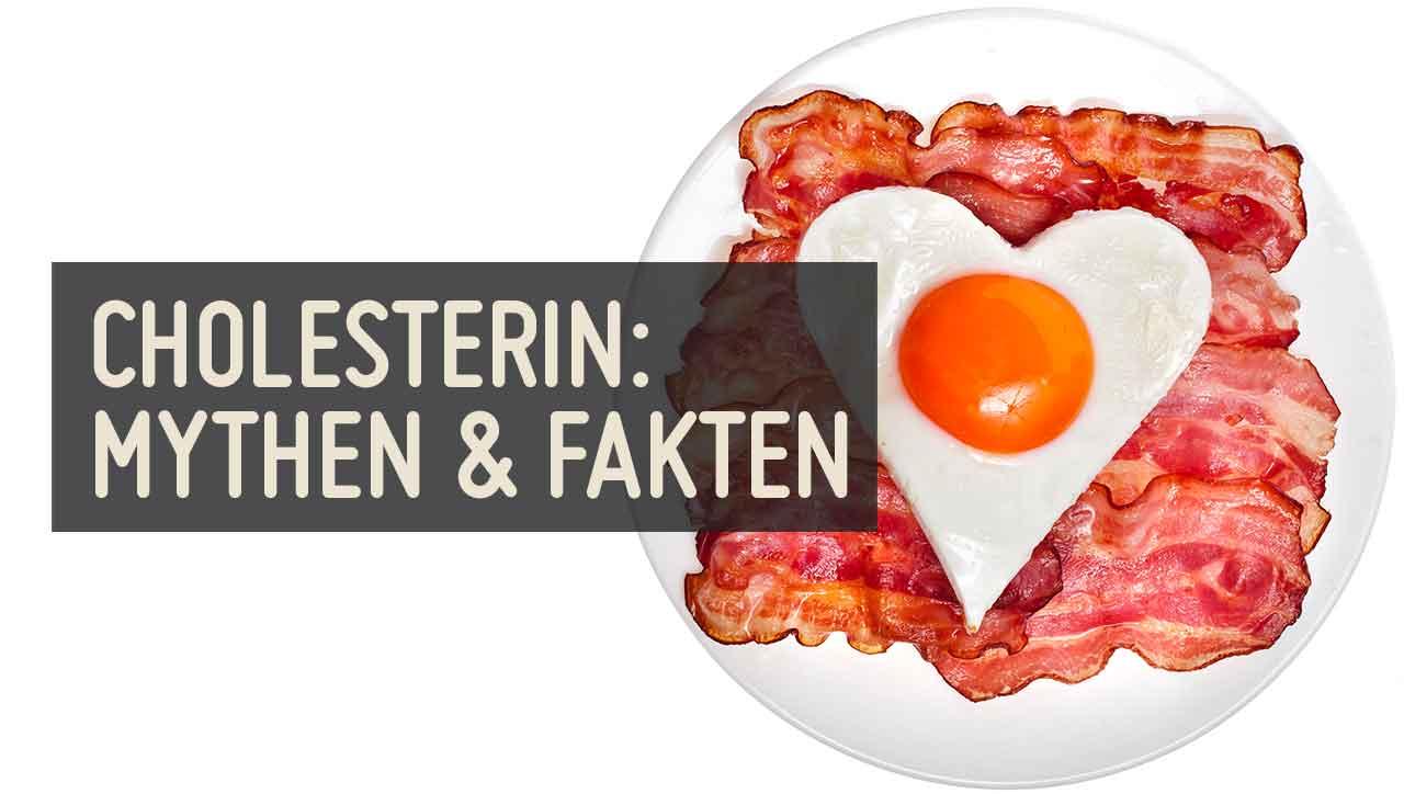 Cholesterin senken mit der Paleo Ernährung