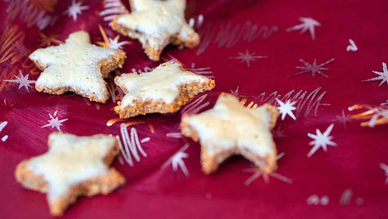 Glutenfrei Backen: Paleo Weihnachtsplätzchen Rezepte