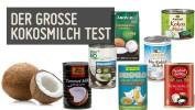 Kokosmilch Test