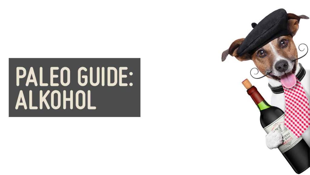Paleo und Alkohol