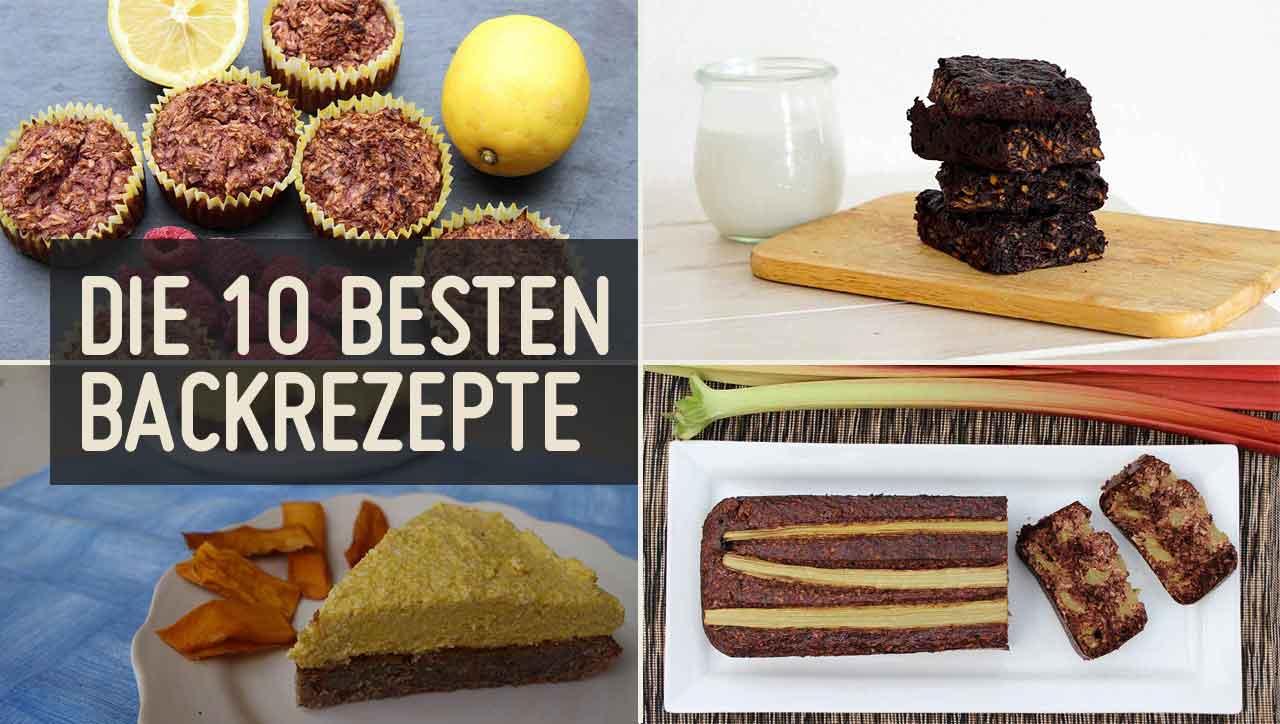 Kuchen, Muffins, Brownies - wir haben die besten Backrezepte