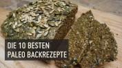10 besten Paleo Backrezepte