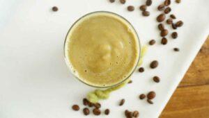 Avocado Coffee Shake