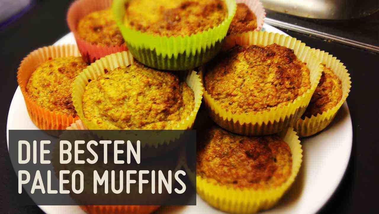 Die besten Paleo Muffins