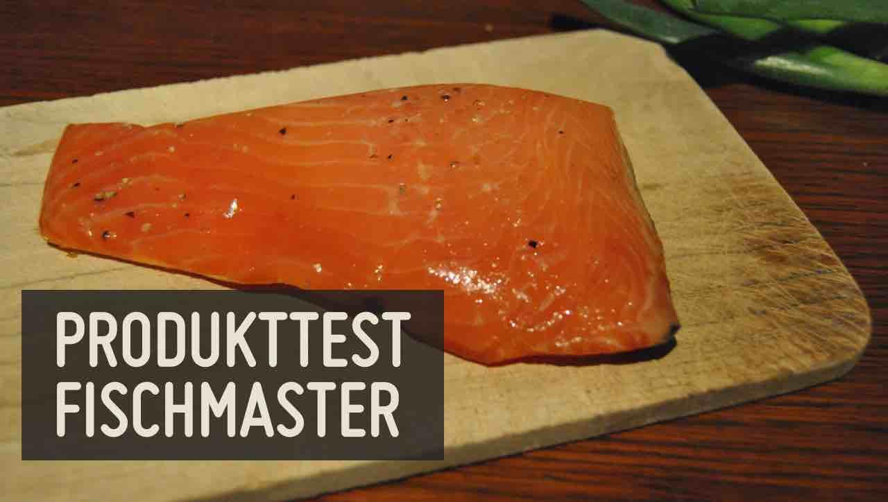 Produkttest: Qualitativer Fisch von Fischmaster