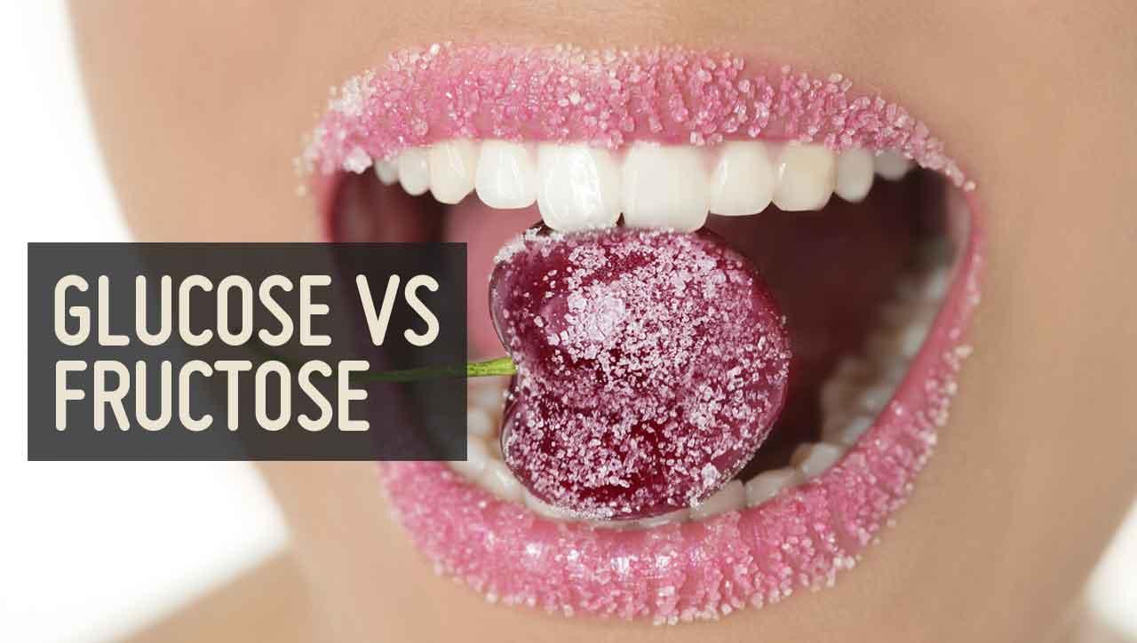Warum Glucose Energie gibt und Fructose schadet