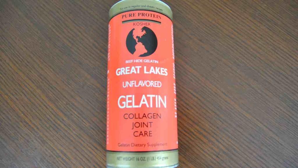 Ergomax Gelantine
