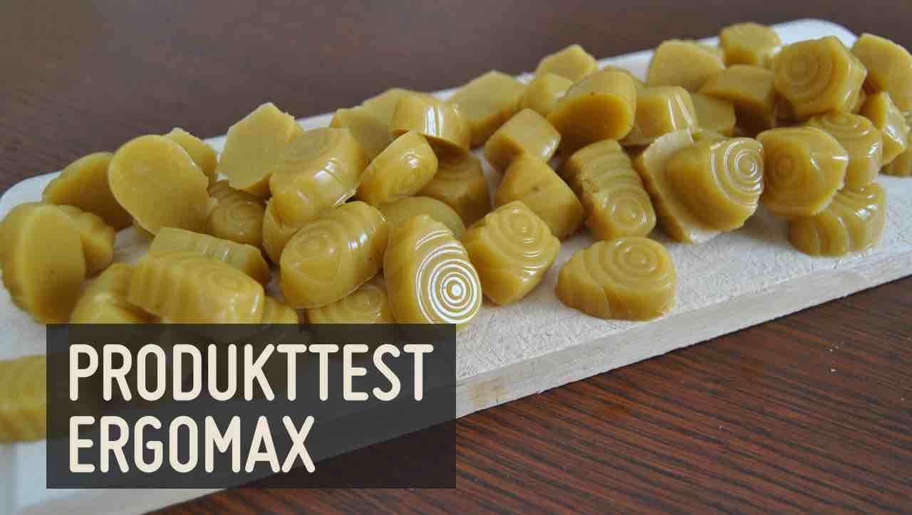 Produkttest: Gelatine von Ergomax