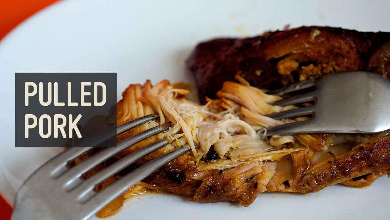 Herrlich zart: Pulled Pork aus dem Slow Cooker