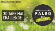 Paleo Challenge im Mai