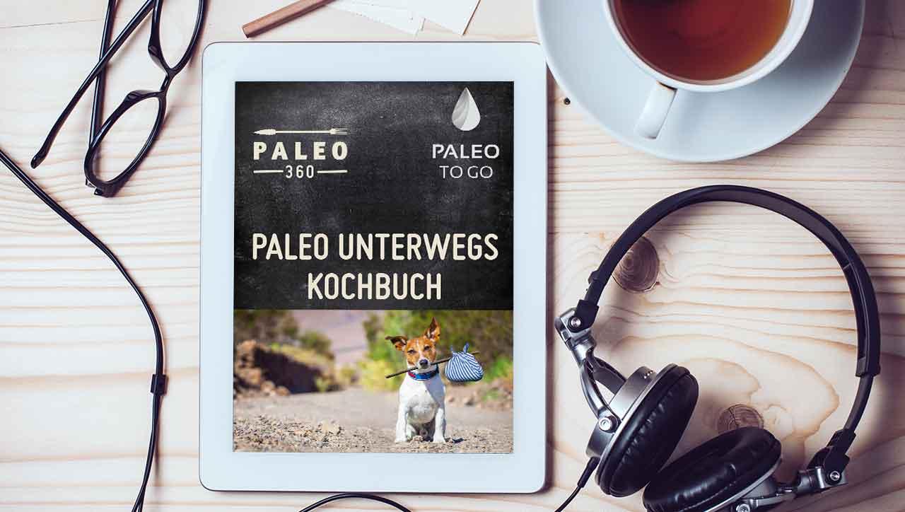 Paleo Unterwegs Darstellung Tablet