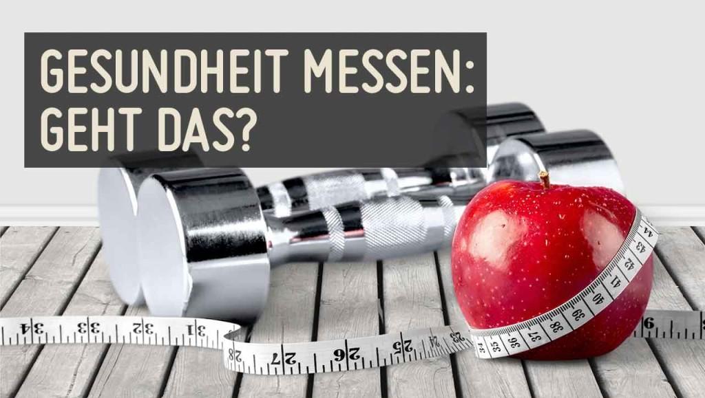 Gesundheit messen mit dem BMI