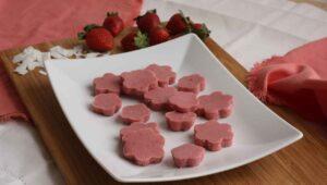 Erdbeer Gummies Rezept