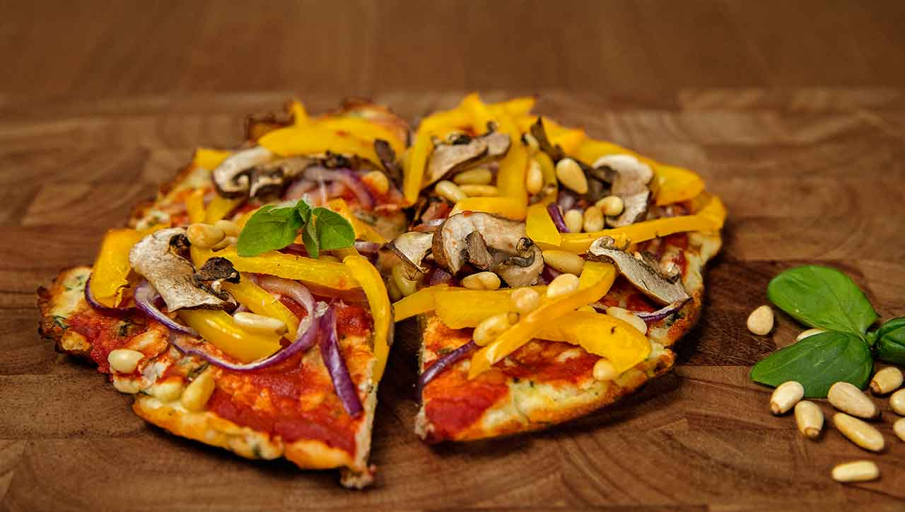 Mini Pizza Rezept