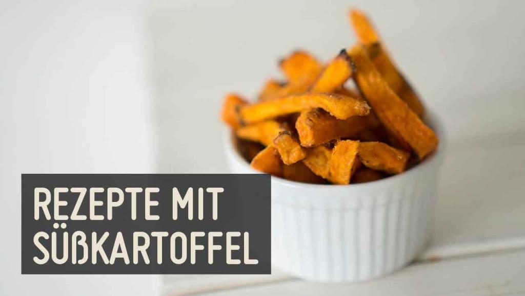 Rezepte mit Süßkartoffel