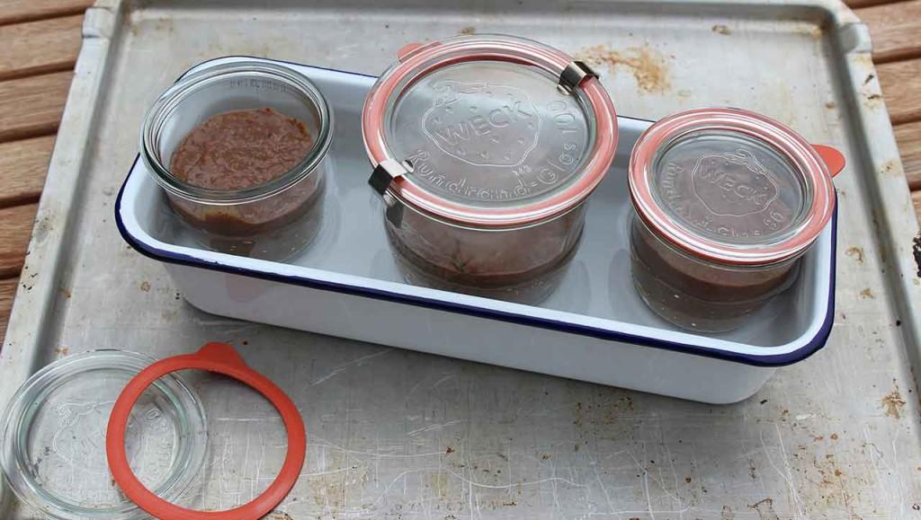 Leberwurst Herstellung
