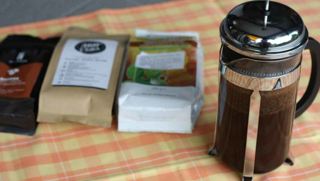 Kaffee Vergleich French Press