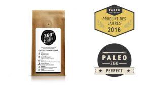 Produkttest Kaffee 360 rundum ehrlich