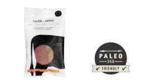 Produkttest Trockenfleisch Paleo Jerky