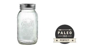 Produkttest lunchbox ball mason jar