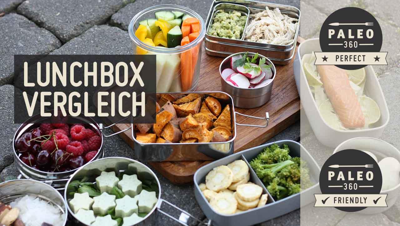 Der große Lunchbox Vergleich