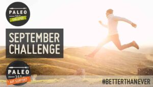 Paleo September Challenge