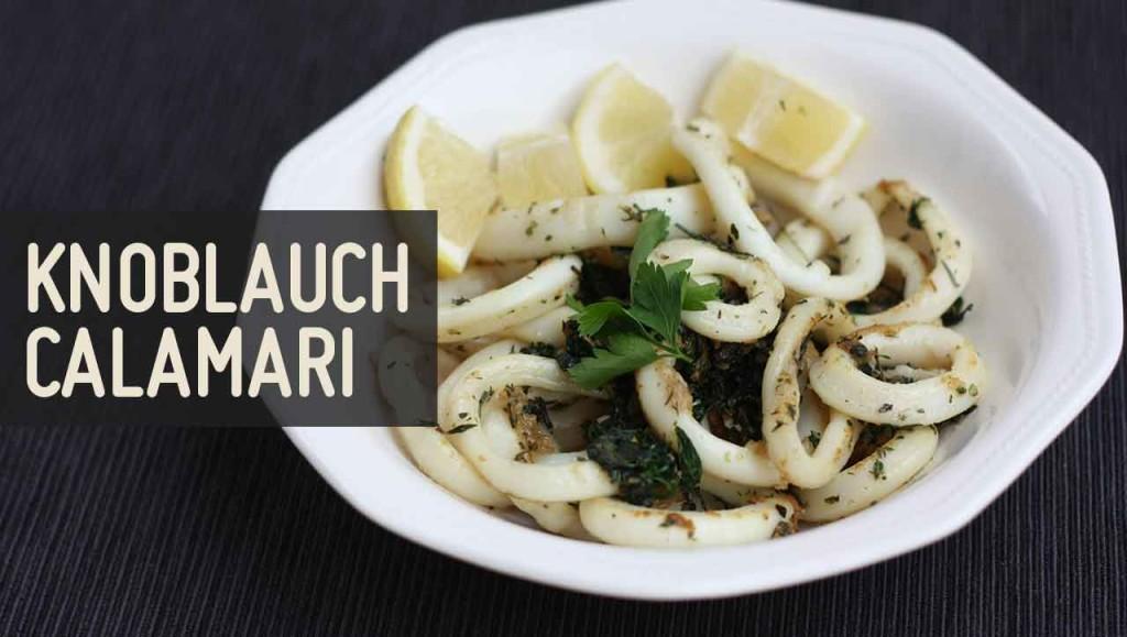 knoblauch calamari