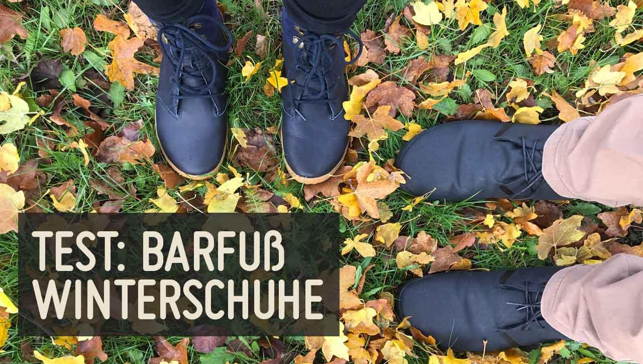 Produkttest Barfuß Winterschuhe von Vivobarefoot