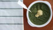 Grünkohl Suppe