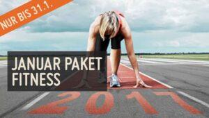 januar fitness paket
