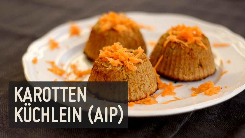 Karotten Küchlein