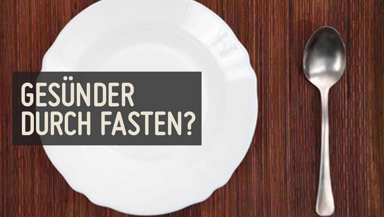 Wir wollen wissen: Was passiert im Körper beim Fasten?