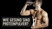 Proteinpulver und Eiweißpulver