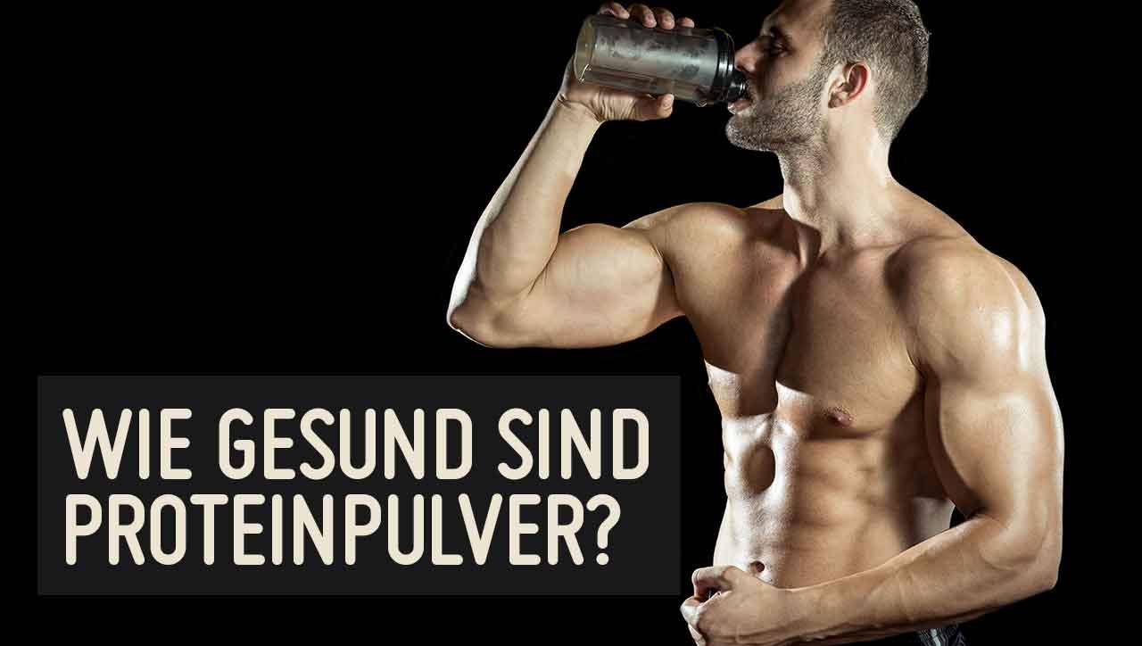 Mehr Muskeln durch Eiweißpulver? Oder übertriebene Marketing Versprechen?