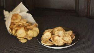 Pastinaken Chips Rezept