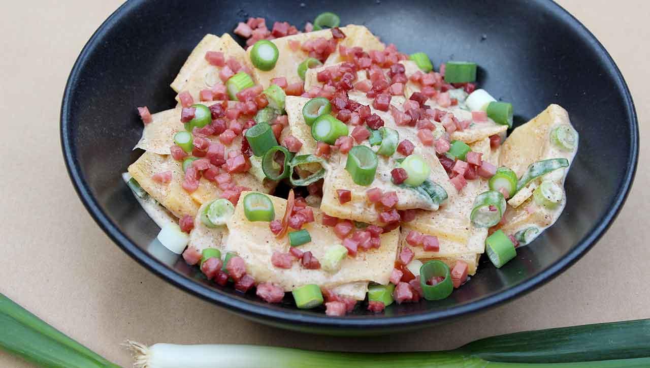Steckrüben Salat