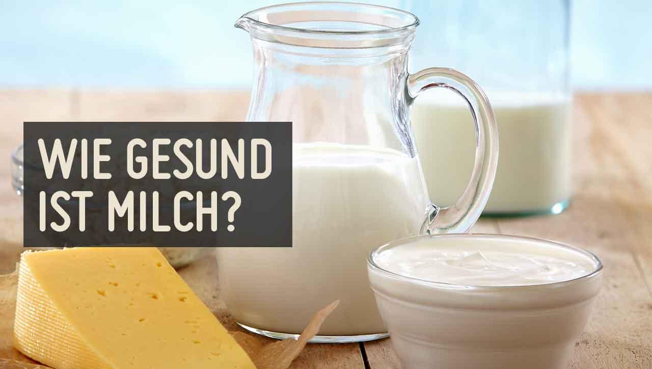 Für wen ist Milch gesund - und wer sollte lieber verzichten?