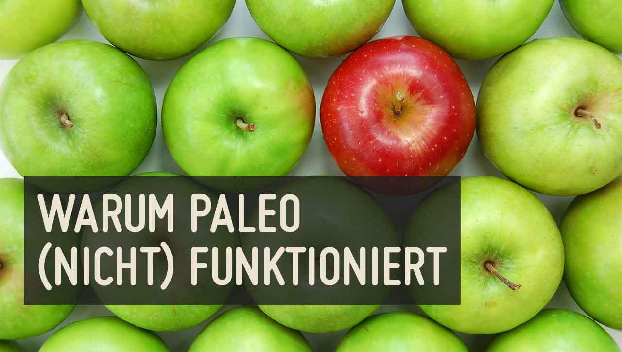 Die Paleo Ernährung ist individuell verschieden: finde deinen eigenen Weg