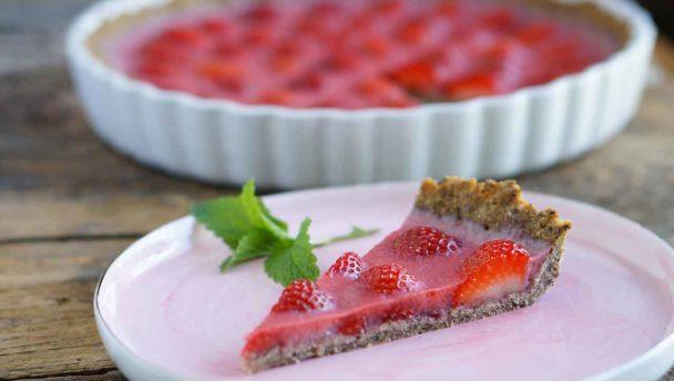 Erdbeer Kuchen