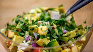 Geflügel Salat Rezept