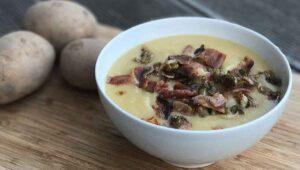 Kartoffel Suppe
