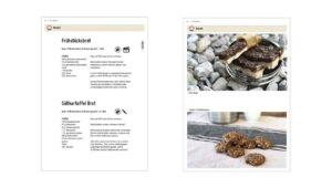 Clean Baking Kochbuch Vorschau