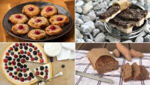 Clean Baking Rezepte Vorschau