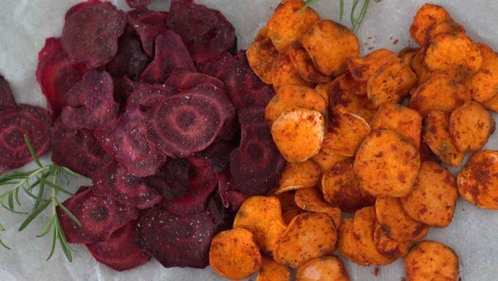 Gemüsechips Rezept