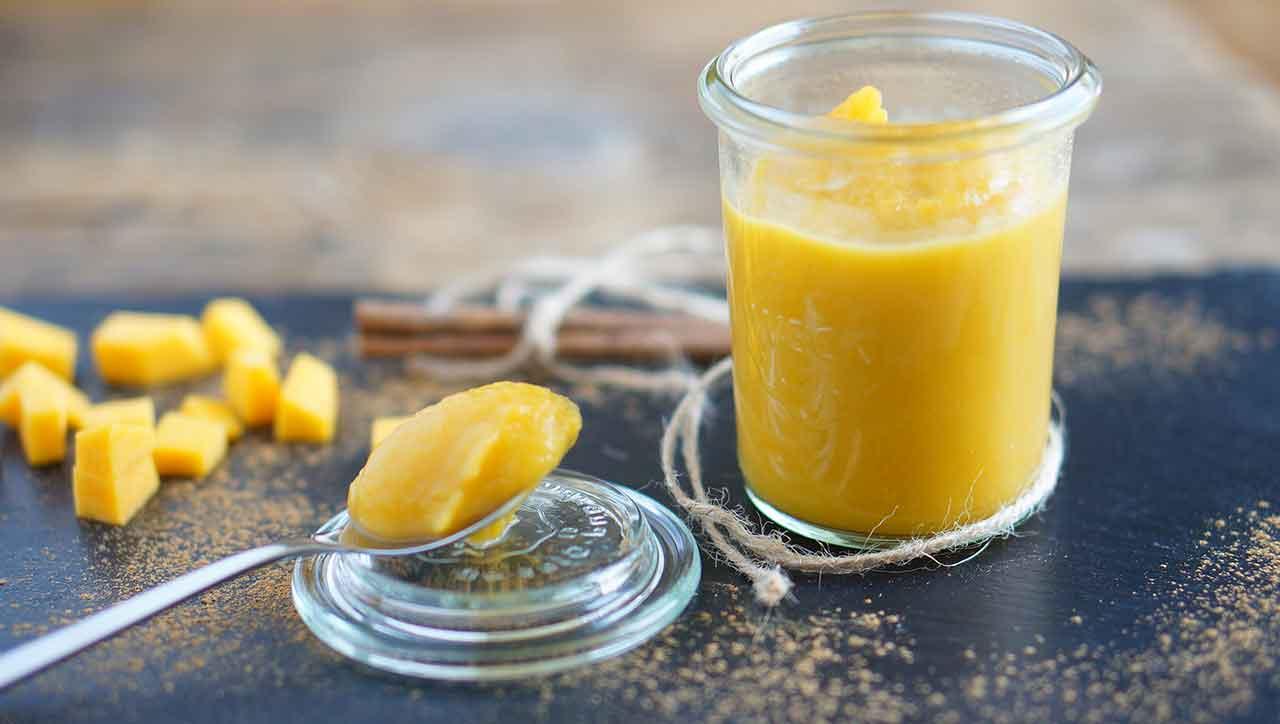 Marmelade funktioniert nicht nur mit Obst - wie die Kürbismarmelade beweist.