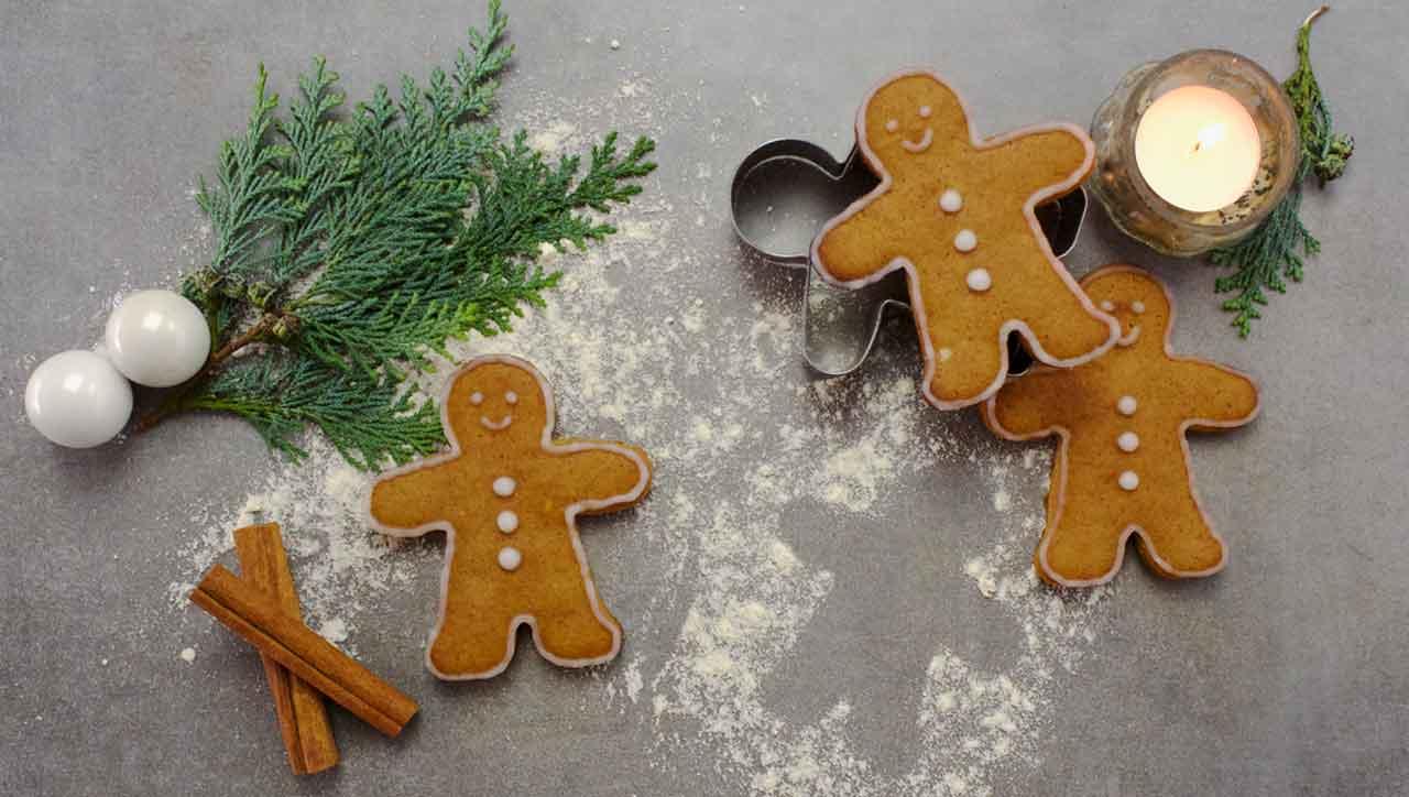 Versüße dir die Weihnachtszeit - und back Lebkuchenmännchen!
