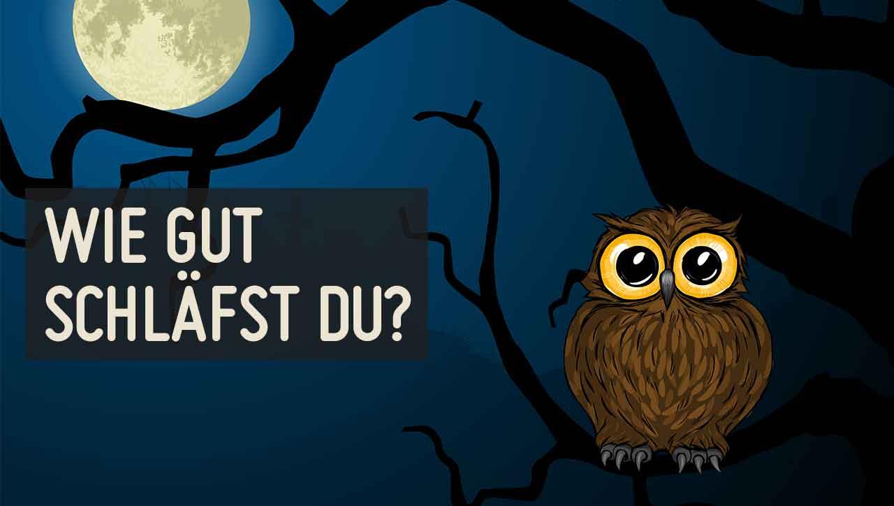 Bist du eine Nachteule oder kannst du durch Lichtoptimierung easy einschlafen und durchschlafen?