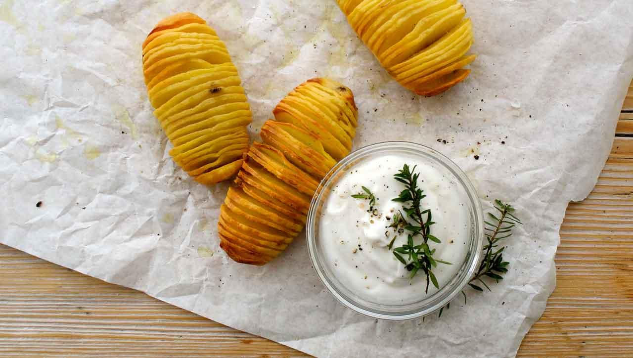 Kartoffeln mal anders: Fächerkartoffeln sind unsere neue Lieblings-Beilage!