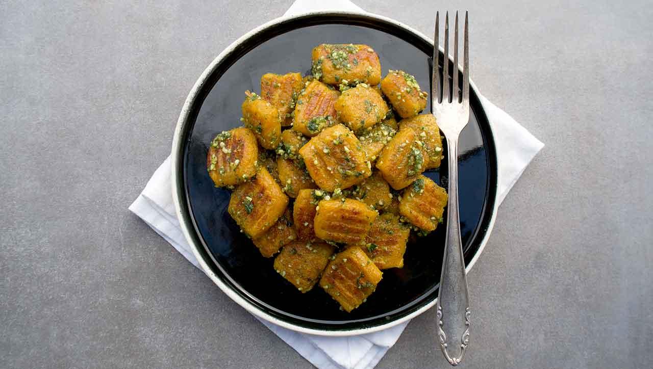 Süßkartoffel Gnocchis selbermachen: So wird´s was