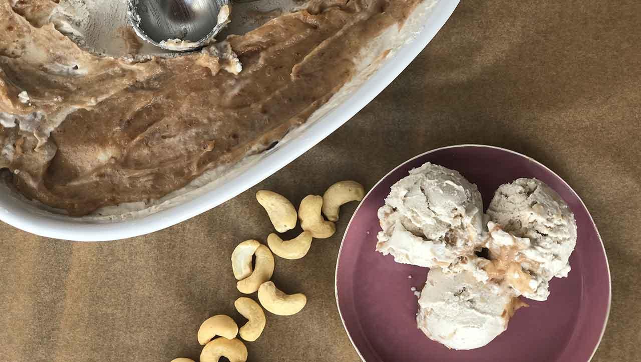 Wer kann bei Salted Caramel Eiscreme schon nein sagen?